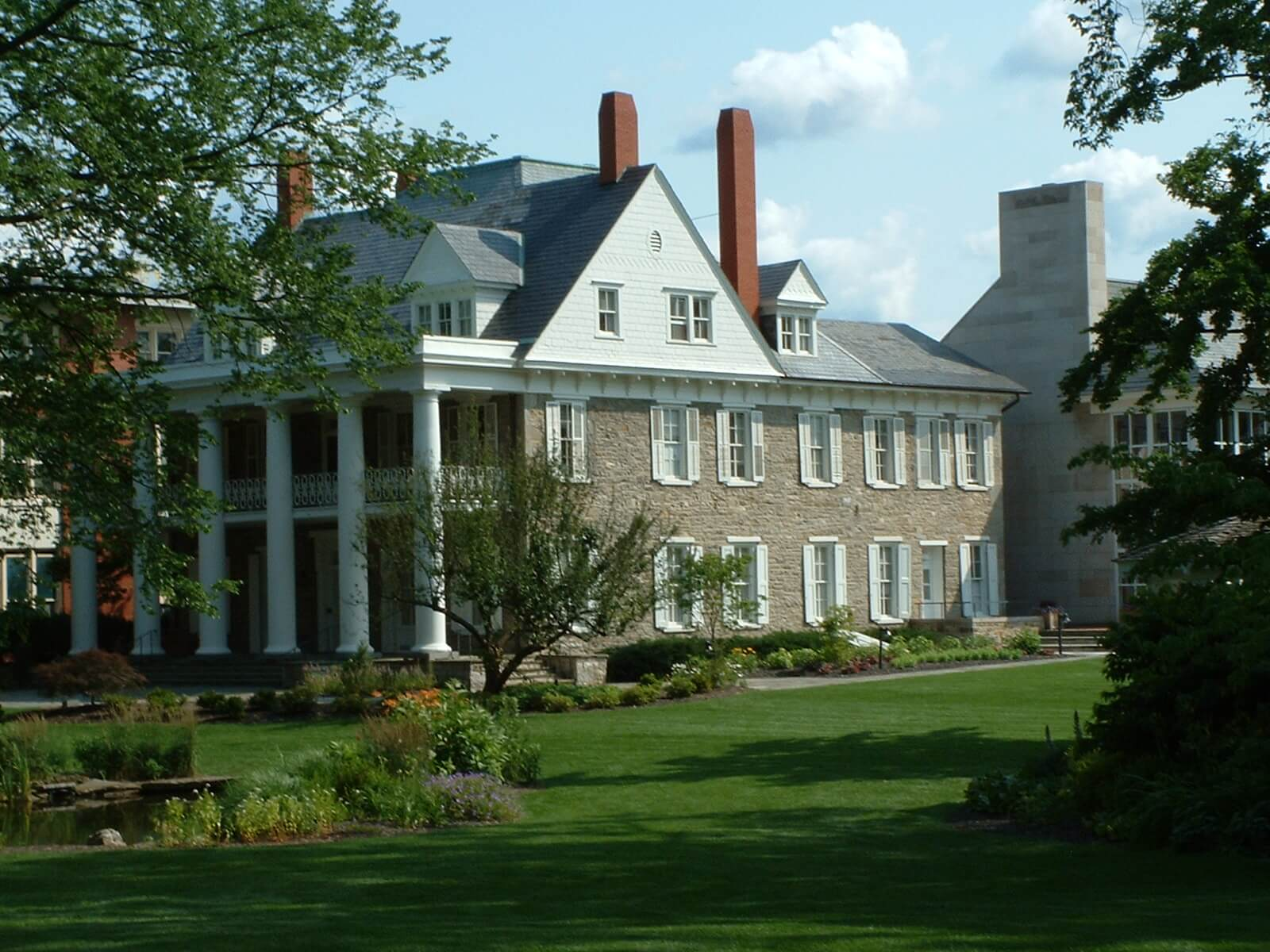 Penn State University House
